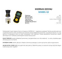 miernik ozonu 2