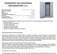 urządzenie do odkażania dokumentów duo.pdf